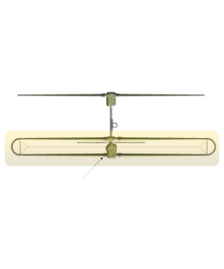 40/30 Dipole Upgrade Option at Purchase – 2 Element 20-6M Yagi