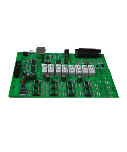 Remote driver board for SDA 100 - Steppir